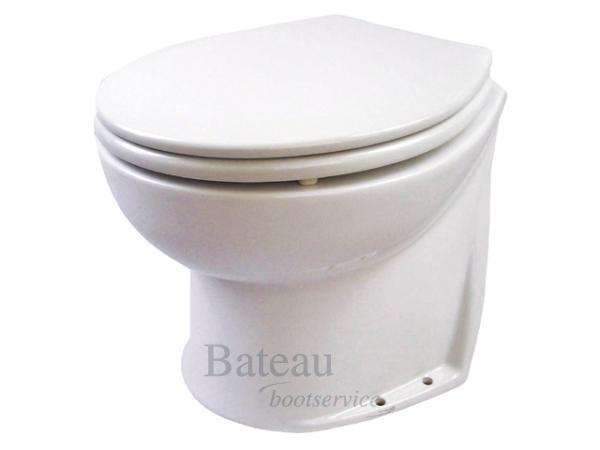 Chemisch Toilet Boot : Jabsco de luxe elektrisch toilet jabsco toilet chemisch