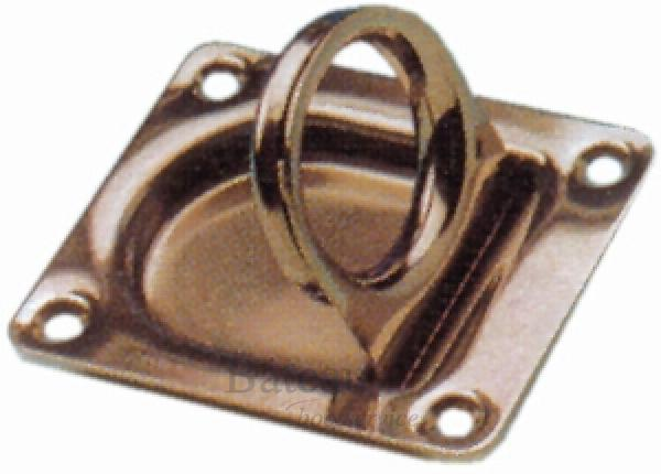 Luikring RVS <br /> 55 x 65 mm