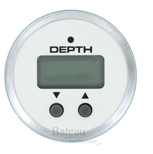Teleflex dieptemeter digitaal compleet met spiegel for Spiegel 2 meter