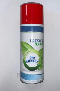 Fresh marine dry greasing