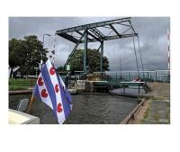 FRIESE Boot VLAG