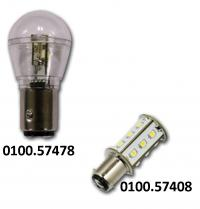 Hollex LEDlamp Bay15D