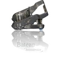 Ratelspanner heavy duty 25 mm RVS